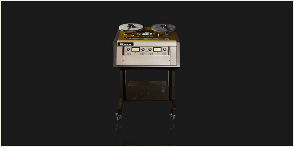 "jh110, mara machines, two track tape machine, half inch tape, 1/2"" tape machine, analog tape"